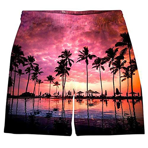 JCNHXD Tallas de Playa de Pantalones Pantalones Pantalones Pantalones Pantalones Pantalones Pantalones Pantalones Pantalones Pantalones Pantalones Pantalones Pantalones Portales 3D Shorts3 3XL