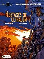 Valerian and Laureline 16: Hostages of Ultralum