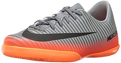Nike JR MercurialX Victry 6CR7IC Sneaker, Kinder 35 grau