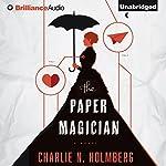 The Paper Magician cover art