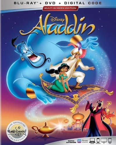 Aladdin (Feature) [Blu-ray]