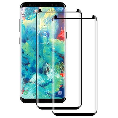 classement un comparer Verre trempé Samsung Galaxy S8 Plus, Samsung Galaxy S8 Plus DAS FOND pour protecteurs d'écran…