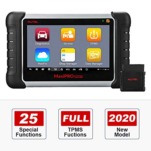 Best Price Autel MP808TS Automotive Diagnostic Scanner with Complete TPMS Functions, TPMS Installati...