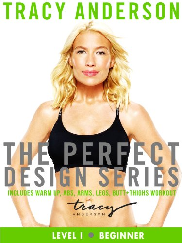 Tracy Anderson Perfect Design Series: Sequence 1