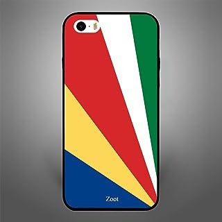 iPhone 5/ 5s/ SE Case Cover Seychelles Flag, Zoot Original Design Phone Cases & Covers