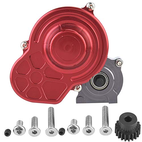 Metall-Mittelgetriebe, SCX10 RC-Fahrzeugmontageteil Zubehör 1/10 RC-Raupenwagenersatz