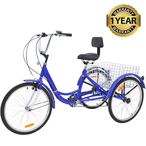 Our #3 Pick is the Slsy Adult Tricycle