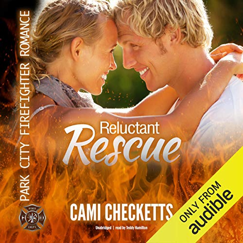 Reluctant Rescue audiobook cover art