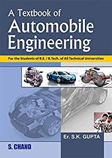 Best text book of automobile engineering Reviews