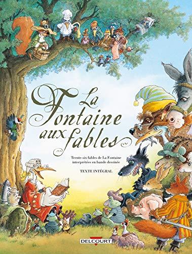 La Fontaine aux fables, Comic (La Fontaine aux fables (0))