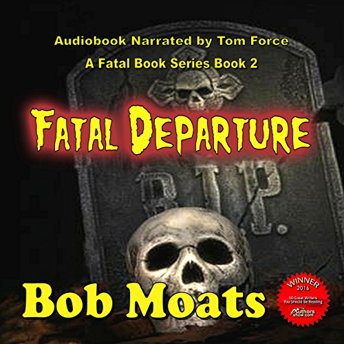 Fatal Departure audiobook cover art
