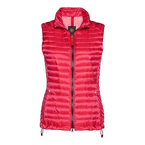 Bogner Fire+Ice Lightweight Damen Daunenweste Celia-D, Farbe:rot, Größe:38