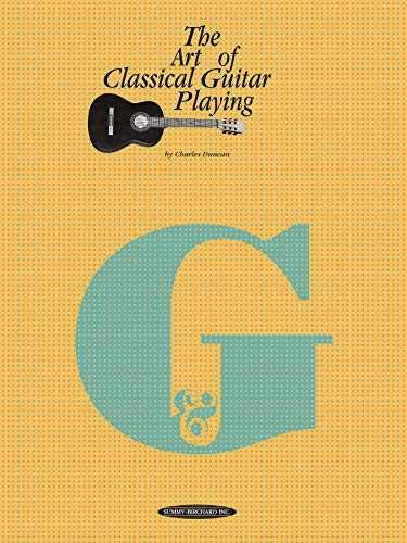 The Art of Classical Guitar Playing (The Art of Series)