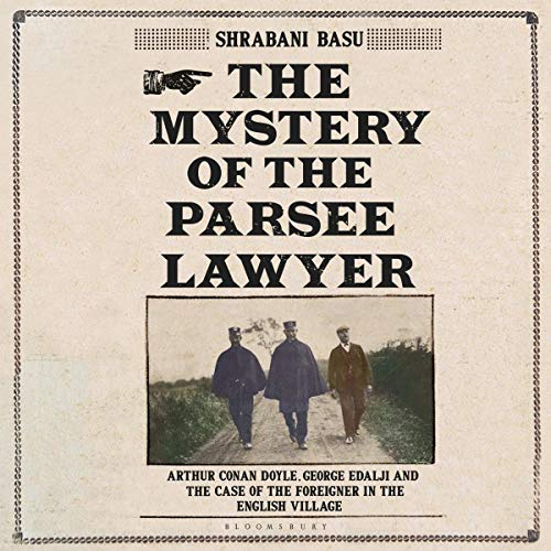 The Mystery of the Parsee Lawyer cover art