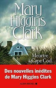 Meurtre à Cape Cod par Mary Higgins Clark