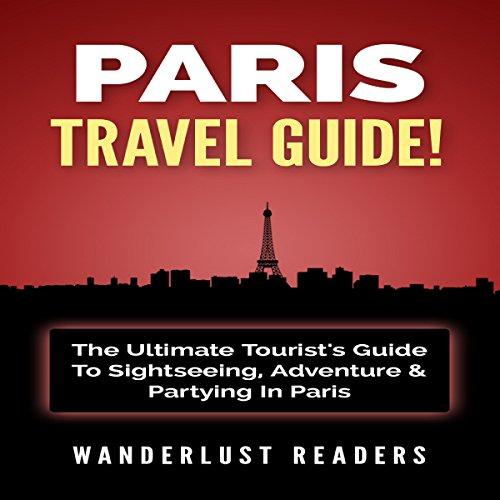 『Paris Travel Guide』のカバーアート