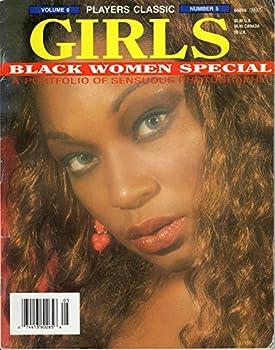 Players Classic Girls V6N5 MAY 1995 TAYLORE ICE VERONICA BRAZIL +MANY BEAUTIFUL ETHNIC WOMEN