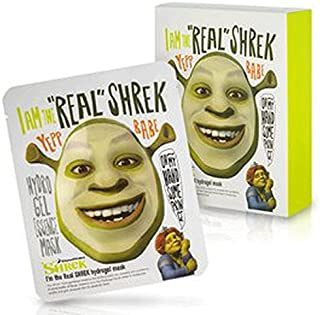 GenericSevenEight Shrek Collagen Moisturizing Soothing Aloe Hydrogel Mask Pack Sheet
