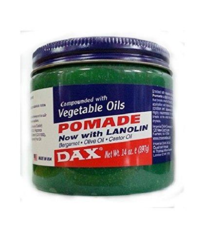 DAX Pomade with Vegetable Oils/ Haarpomade Original aus USA 397g