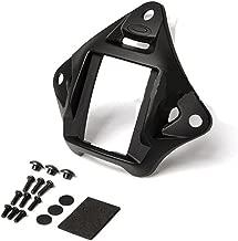 LIVIQILY Aluminium Tactical Helmet Accessories Vas Shroud W/ 3-Hole Pattern Fit ACH, MICH, PASGT Lightweight Marine Helmets NVG Mount