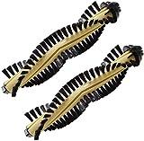 Herramientas de bricolaje Accesorios de limpieza de aspiradora Set de filtros Hepa y filtro de espuma para aspiradora Shark NV350 NV351 NV352 Cuidado del suelo (color: 2 cepillos principales)