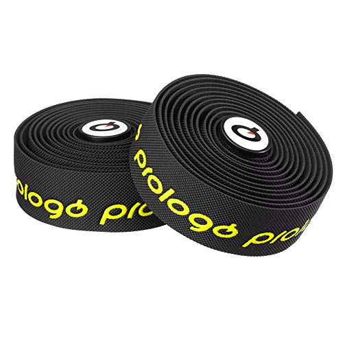Prologo Lenkerband Onetouch schwarz-gelb, ONETC0BKYEF-AM, Uni