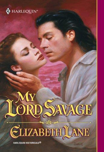 MY LORD SAVAGE by [Elizabeth Lane]