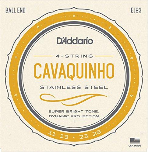 D'Addario EJ93 J93 - Juego de Cuerdas Otros Instó