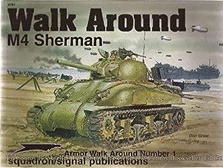 M4 Sherman - Armor Walk Around No. 1
