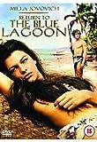 Return to the Blue Lagoon Reino Unido DVD