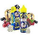 Cop Juice - Foley - E-Liquid France | 50ML | Sin Nicotina: 0MG | 70VG/30PG | E-Liquido para Cigarrillos Electronicos | Vaper | E Cigarette | E Shisha