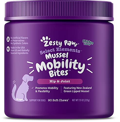 Top 10 best selling list for best green lipped mussel supplement for dogs