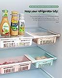 Zoom IMG-1 hapileap cassetti per frigoriferi organizer