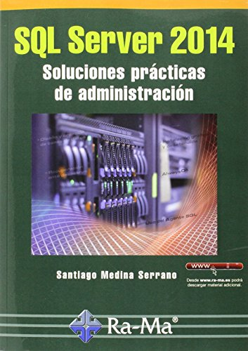 SQL Server 2014. Soluciones Prácticas De Administración