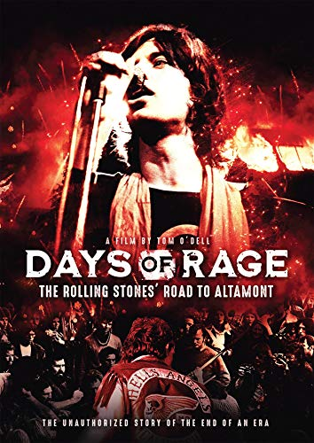 The Rolling Stones - Days Of Rage: Road To Altamont
