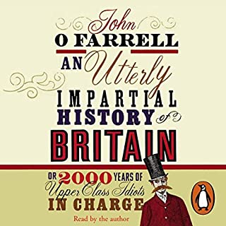 An Utterly Impartial History of Britain cover art