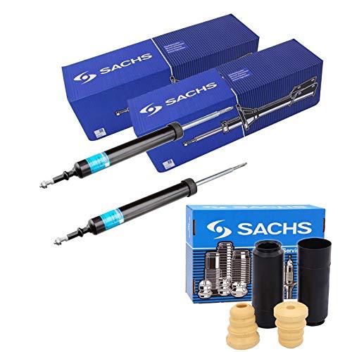 SACHS Stoßdämpfer + Staub hinten M-Technik 311410 + 900127