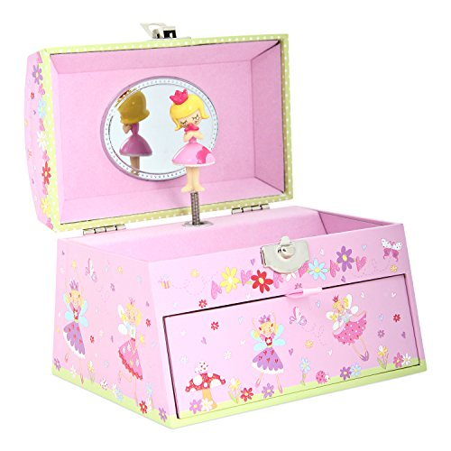 Fairy Tale Musical Jewelry Box for Children