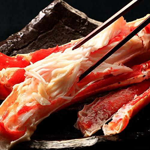 北海道加工 天然 タラバガニ 足 5肩前後 大容量 たらば蟹 約5kg