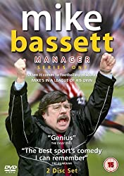 Mike Bassett: Manager  on DVD