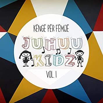 Juhuu Kidz, Vol. 1