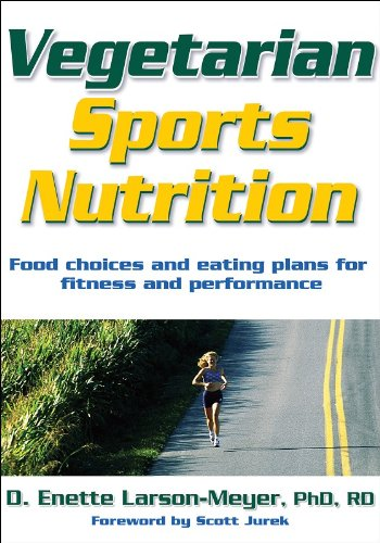 Download Meyer, E: Vegetarian Sports Nutrition 