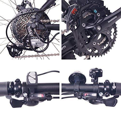 E-MTB NCM Moscow Plus    48V 16Ah 768Wh E-Mountainbike Bild 2*