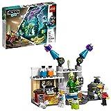LEGO Hidden Side 70418 - Laboratorio de Fantasmas de J.B. Newbury (174 Piezas)