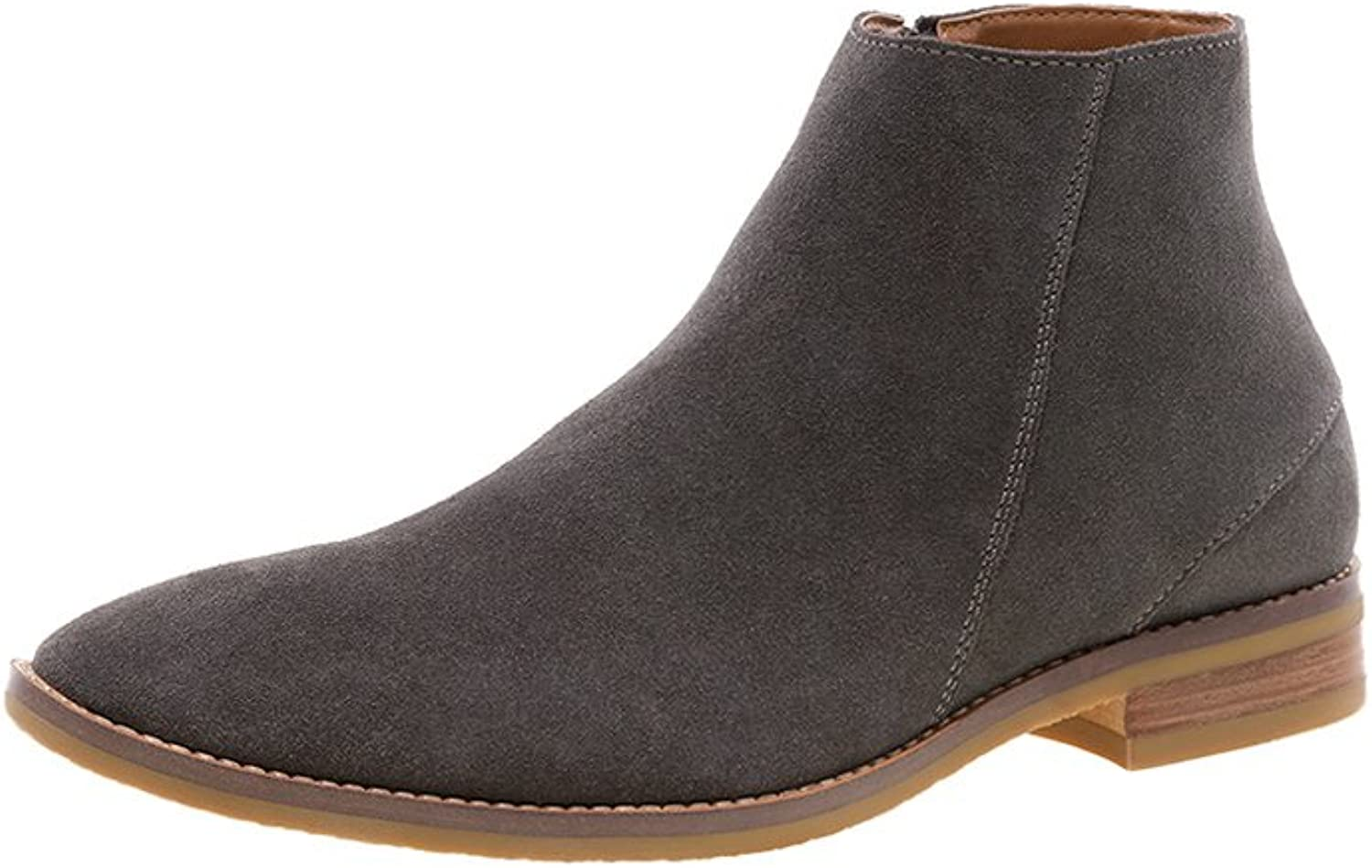 JUMP NEWYORK Men's Brighton Inside Zip Beatle Boot