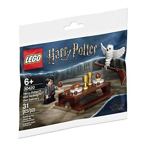 LEGO 30420 Polybag Harry Potter and Hedwig Owl …