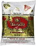 Original tailandés Extra Gold Iced Tea Mix ~ número uno marca importados de Tailandia. 400 g bolsa ideal para restaurantes que queremos para servir y auténtico de alta calidad tailandés té helad