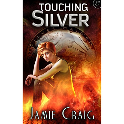 Touching Silver audiobook cover art