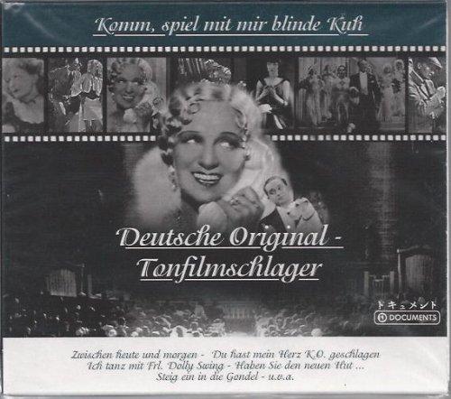 Deutsche Original-Tonfilmschlager - Komm, Spiel mit Mir Blinde Kuh