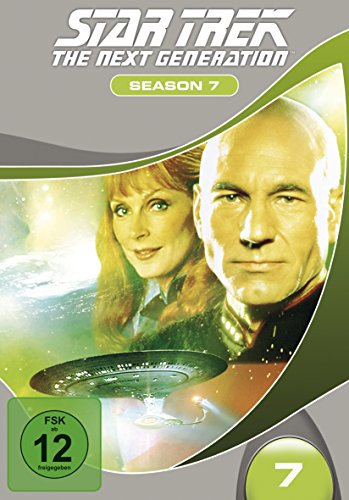 Star Trek - The Next Generation: Season 7 [7 DVDs]